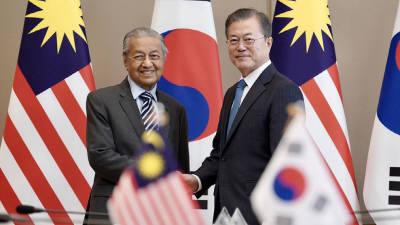 韓-말레이시아, 5G·스마트시티 등 미래산업 협력 강화…'국제 IT협력센터' 설립
