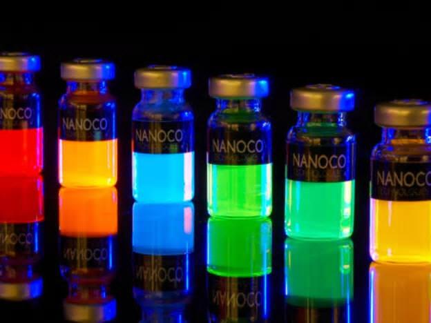 나노코의 퀀텀닷 재료 (사진=나노코)
