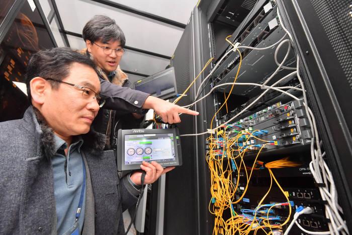 개방형 인터페이스 기반 양자암호통신 전송장치 실증