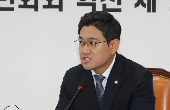오신환 바른미래당 원내대표