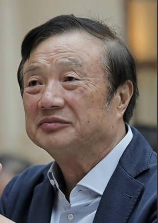 런정페이 화웨이 CEO