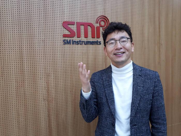 김영기 에스엠인스트루먼트 대표