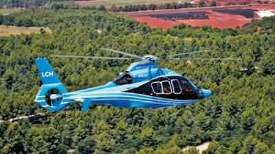 산업부, 국내 개발 소형 민간헬기…첫 시험 비행 성공
