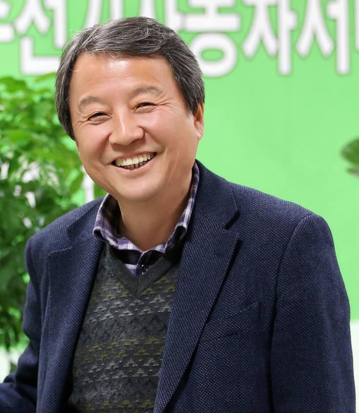 김대환 국제전기차엑스포 조직위원장.