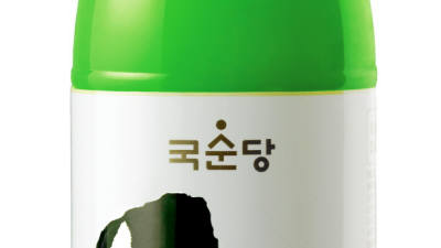 '국순당 생막걸리' 美 수출 10년…1200만병 판매 쾌거