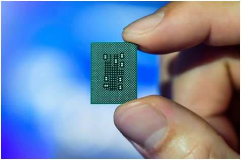 퀄컴 모바일 PC용 칩. <사진=퀄컴>