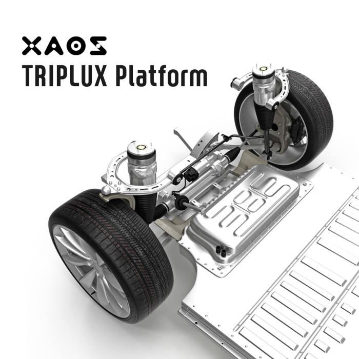 '구동·발전·충전을 하나로'…자오스모터스, 전기차용 통합 모터 개발