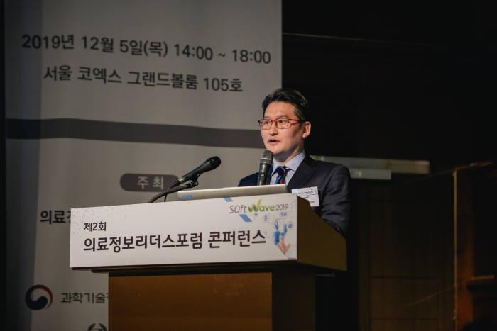 [소프트웨이브 2019]정희두 마크로젠 최고의학책임자