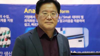 """김홍근 비젠트로 대표, """"황소 걸음으로 디지털트랜스포메이션 시장 다질 것"""""""