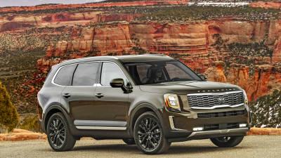 현대·기아차, 美 시장서 SUV 비중 55%...역대 최고치