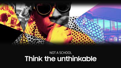 삼성전자, 영국서 'Not a school' 청년 교육 활동 나서