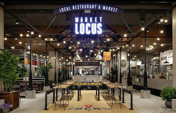 OTD코퍼레이션이 운영하는 맛집 편집숍 마켓로거스 스타필드 하남점을 비롯해 전국 15개의 이마트와 이마트 트레이더스 매장 푸드코트에 입점했다.