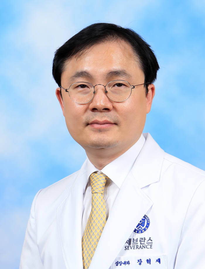 장혁재 연세의료원 의료정보실장