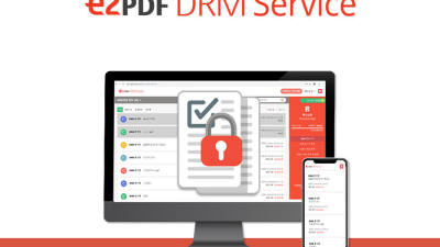 """유니닥스, """"PDF 보안솔루션 ezPDF DRM서비스 확대"""