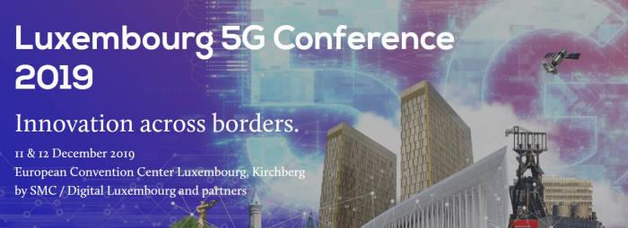 LG유플러스, 아시아 대표로 '룩셈부르크 5G 콘퍼런스' 참석
