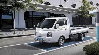 현대차, 첫 전기트럭 '포터II 일렉트릭' 출시...가격은 4060만원부터