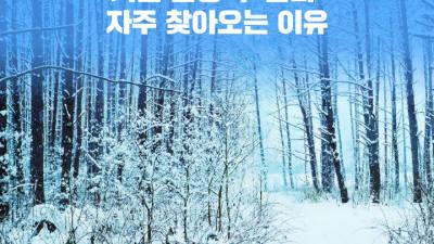 겨울 불청객 '한파' 올해 더 자주 찾아온다