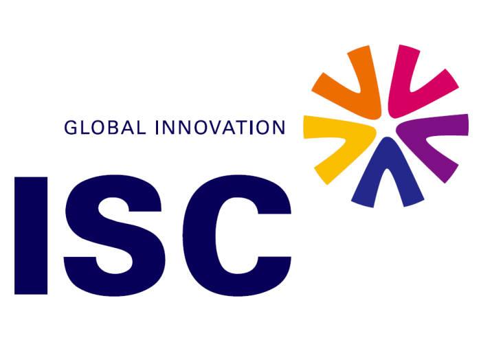 ISC 로고.