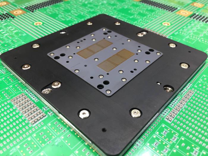 윌테크놀로지 비메모리반도체용 프로브카드