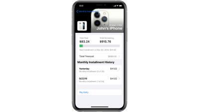 [국제]애플, 애플카드로 아이폰 24개월 무이자 할부 개시