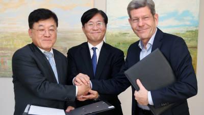 한-독 자동차협회 LOI 체결…미래차 대응에 공조