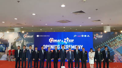 기계산업진흥회, 베트남 국제기계산업대전 개최…신남방 핵심시장 공략
