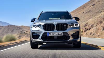 4.2초의 마법 'BMW X3 M'…스포츠카보다 짜릿하다
