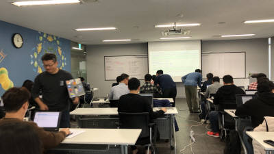 클라우드 전문인력 '쑥쑥'…부산정보산업진흥원 교육 과정 인기