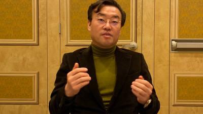 """정우진 LG CNS 상무 """"AWS와 클라우드 혁신 지원"""""""