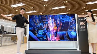 고객만족-LG전자/TV/'LG 시그니처 올레드 8K'