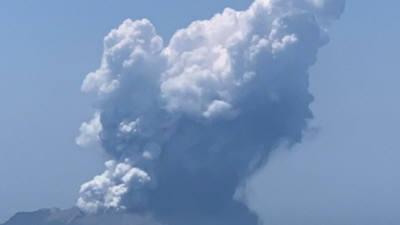 천상의 섬에서 비극의 현장으로...뉴질랜드 화산 분화