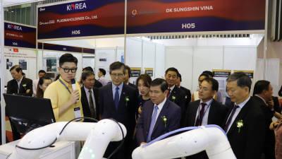 기계산업진흥회, 베트남 기계전서 2억3700만달러 상담실적…신남방 공략 확대