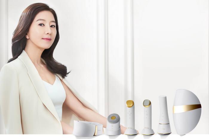 LG프라엘 광고모델 김희애