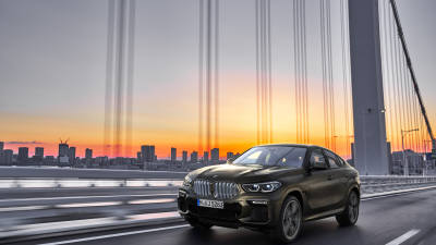 BMW 대형SUV 3세대 '뉴 X6' 출시...1억550만원부터