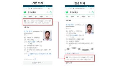 네이버, 연관검색어 노출 '위치 조정 중'