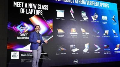 """조시 뉴먼 인텔 부사장 """"아테나 프로젝트로 노트북PC 생태계 혁신 주도"""""""