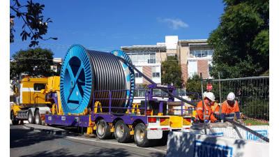 대한전선, 호주서 1385억 규모 전력망 사업 수주