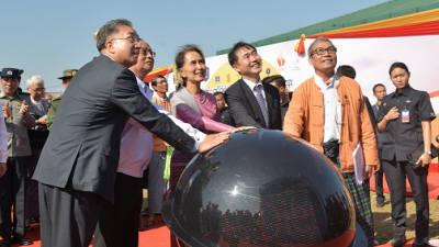 포스코인터내셔널, 미얀마에 태양광 발전 지원