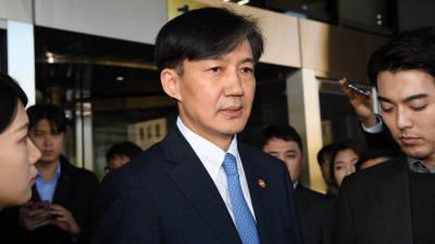 [올해의 인물]한달여만에 물러난 조국…'공정사회·검찰개혁' 화두로