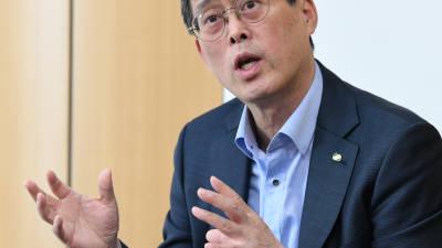 [올해의 인물]'한국형 원전' 세계에 알린 정재훈 한수원 사장