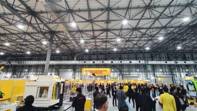[도쿄국제로봇박람회] 日 산업용 로봇기업들, 3D비전·모빌리티 기술 적용 확대