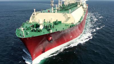 현대중공업, LNG선 2척 4380억원 수주