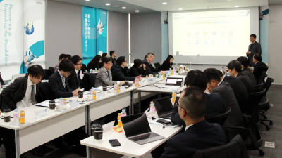 포시에스, 해외 파트너 초청 '글로벌 파트너데이' 개최…해외 사업 전략 공유