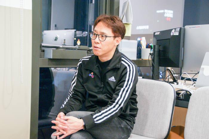 최근 박민우 크라우드웍스 대표와 인터뷰를 가졌다.