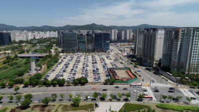 아시아실리콘밸리 성남 '중심축' 삼평동 부지매각 재공고