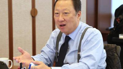 """박용만 회장 """"위험요인 원천봉쇄 심각한 한국...경제가 정치에 휘둘리지 않길"""""""