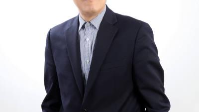"""한성호 올리브헬스케어 대표 """"CES서 복부비만측정기 '벨로' 출시"""""""