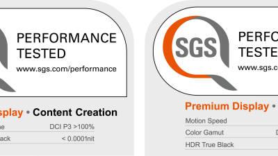 삼성디스플레이, 노트북 OLED 패널 글로벌 인증 획득