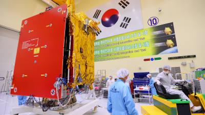세계 최초 대기감시 위성 천리안위성 2B호 발사 초읽기.. 미세먼지 등 정보 수집