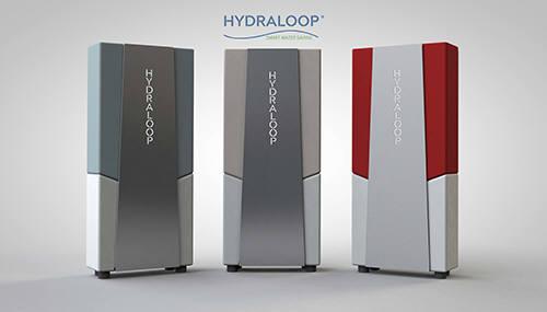 하이드라루프시스템BV의 가정용 물 재활용 시스템 하이드라 루프 (사진=CES 2020)